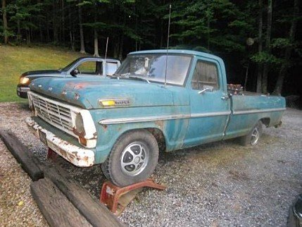 1968 Ford F100 for sale 100828800