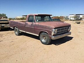 1968 Ford F100 for sale 100828968