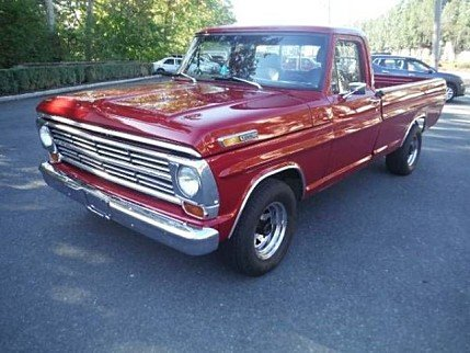 1968 Ford F100 for sale 100828999