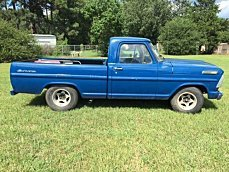 1968 Ford F100 for sale 100842328