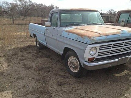 1968 Ford F100 for sale 100845348