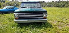 1968 Ford F100 for sale 100916944