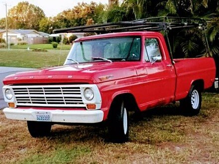 1968 Ford F100 for sale 100952354