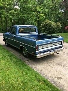 1968 Ford F100 for sale 100958100