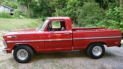 1968 Ford F100 for sale 100999914