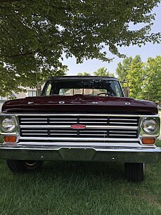 1968 Ford F100 for sale 101023424
