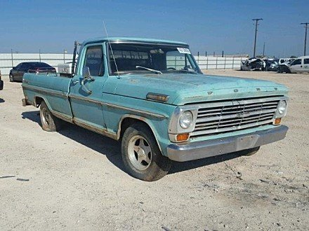 1968 Ford F100 for sale 101054618