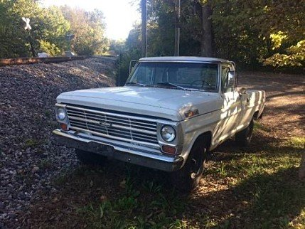 1968 Ford F250 for sale 100829033