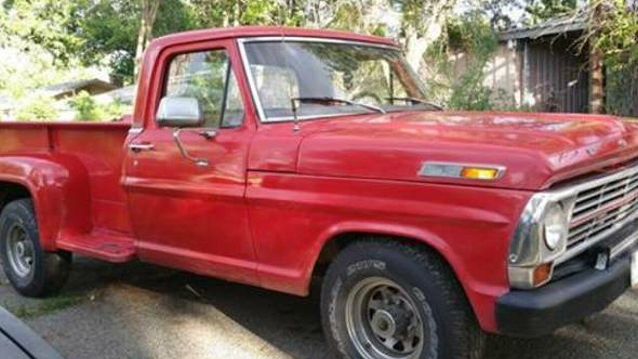 1968 Ford F250 for sale 100840088