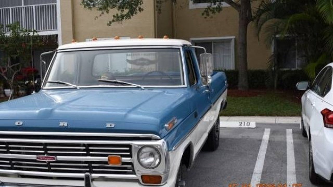 1968 Ford F250 for sale near Cadillac, Michigan 49601 - Classics on ...