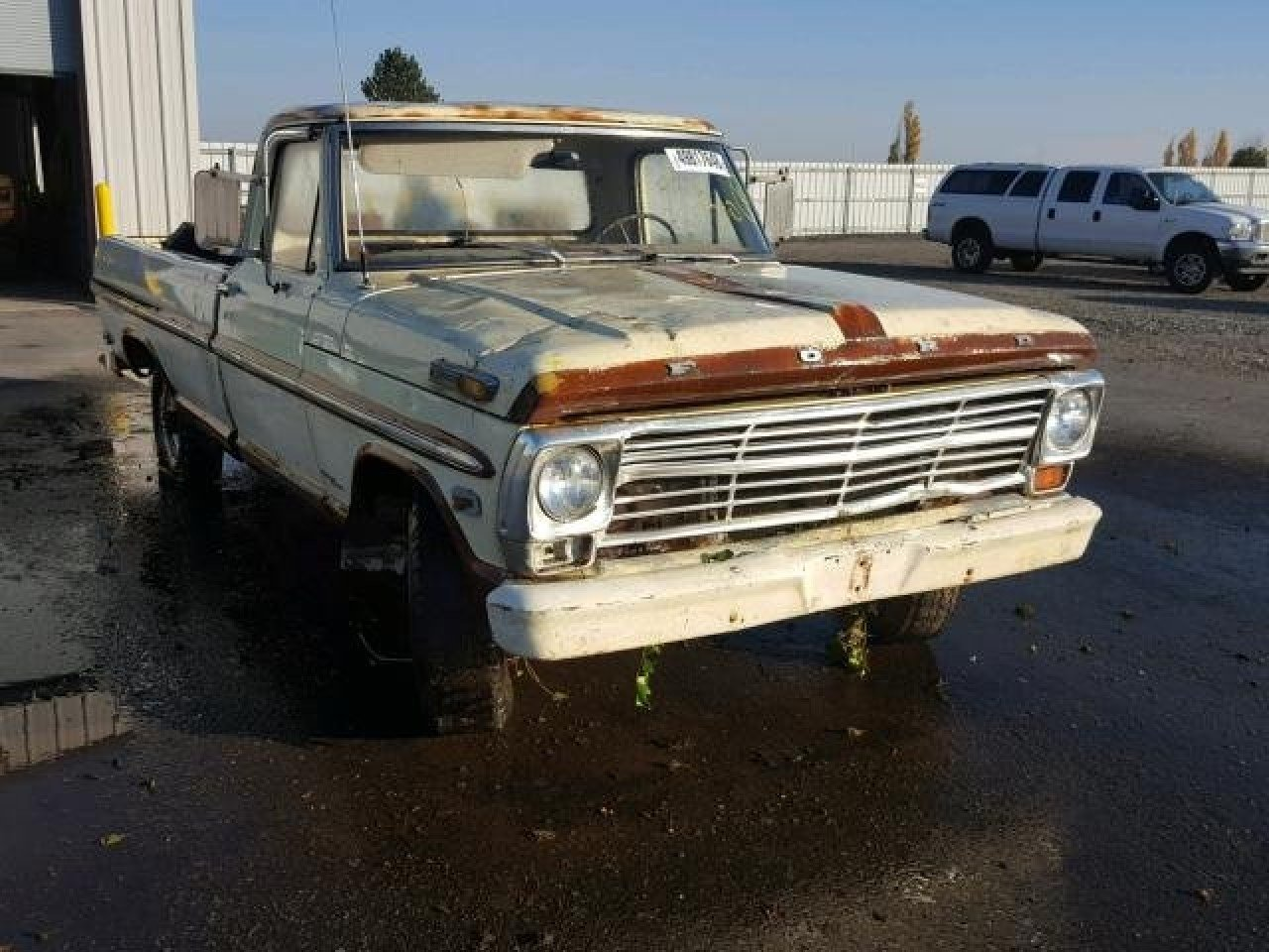 1968 ford f250 for sale 101049809