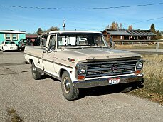 1968 Ford F250 2WD Regular Cab for sale 100921971
