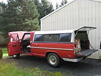 1968 Ford F250 2WD Regular Cab for sale 100975242