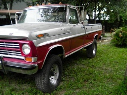 1968 Ford F250 for sale 101005805