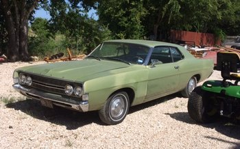 1968 Ford Fairlane for sale 100923480