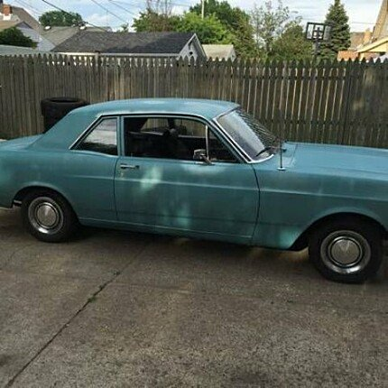 1968 Ford Falcon for sale 100855681