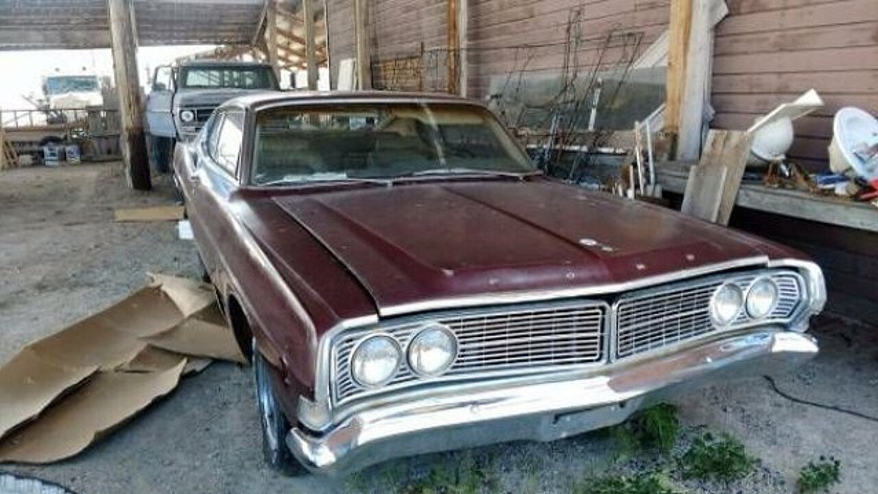 1968 Ford Galaxie for sale 100908569
