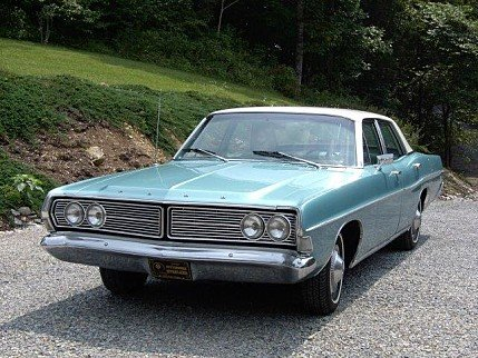 1968 Ford Galaxie for sale 100905057