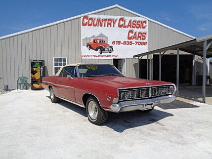 1968 Ford Galaxie for sale 101023973