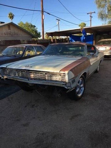 1968 Ford Galaxie for sale 100837574