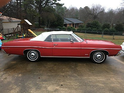 1968 Ford Galaxie for sale 100864972