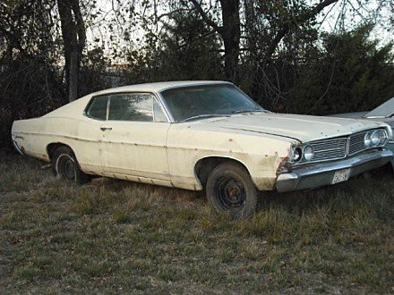 1968 Ford Galaxie for sale 100876220
