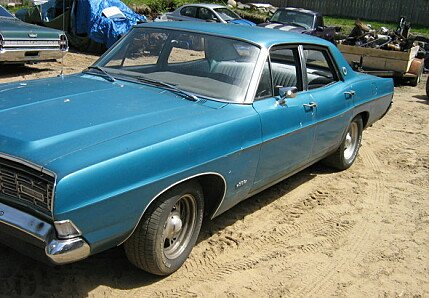 1968 Ford LTD for sale 100792129