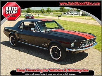 1968 Ford Mustang for sale 100767338