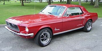1968 Ford Mustang for sale 100778044