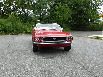 1968 Ford Mustang for sale 100781006