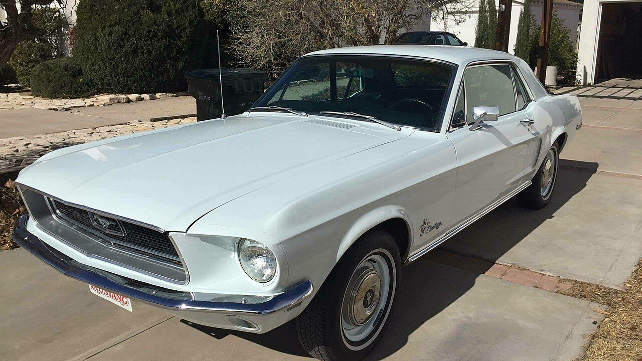 1968 Ford Mustang Coupe for sale near Carlsbad, New Mexico 88220 ...