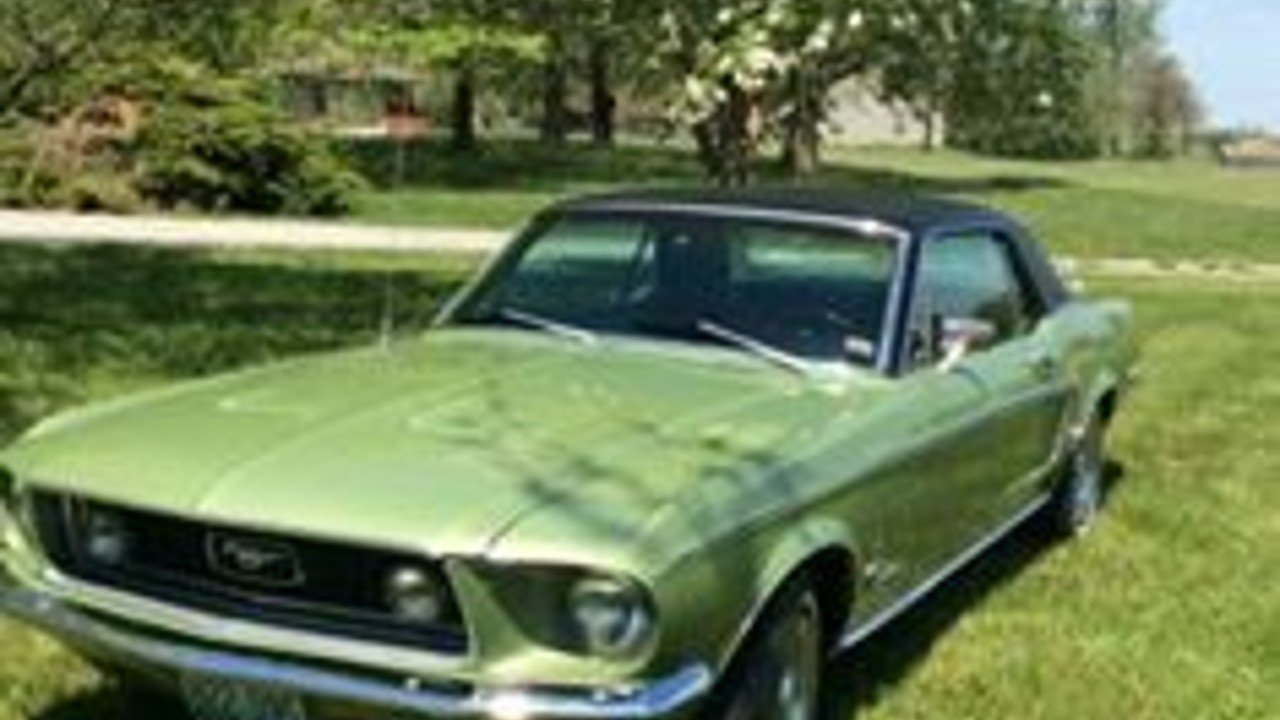 1968 Ford Mustang for sale 100800295