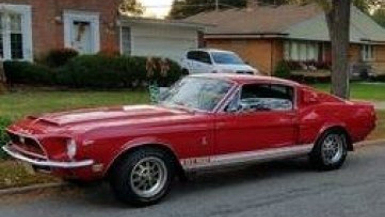1968 Ford Mustang for sale 100841095