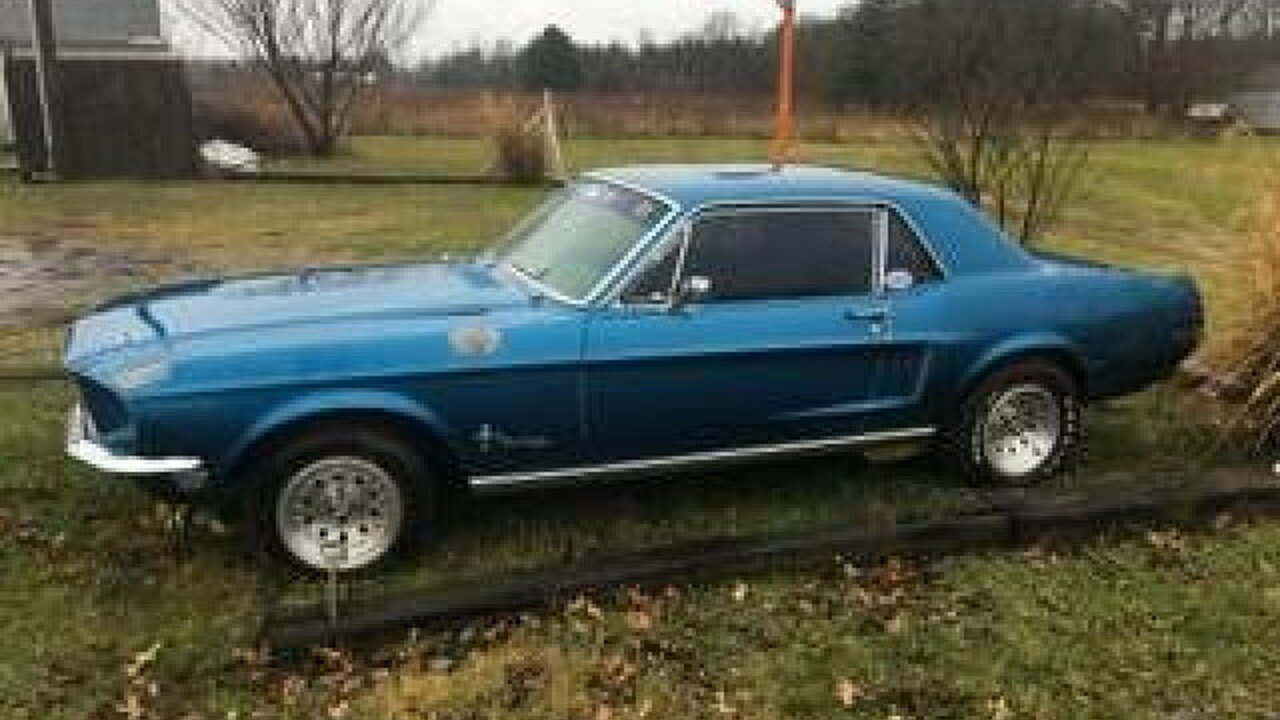 1968 Ford Mustang for sale 100845044