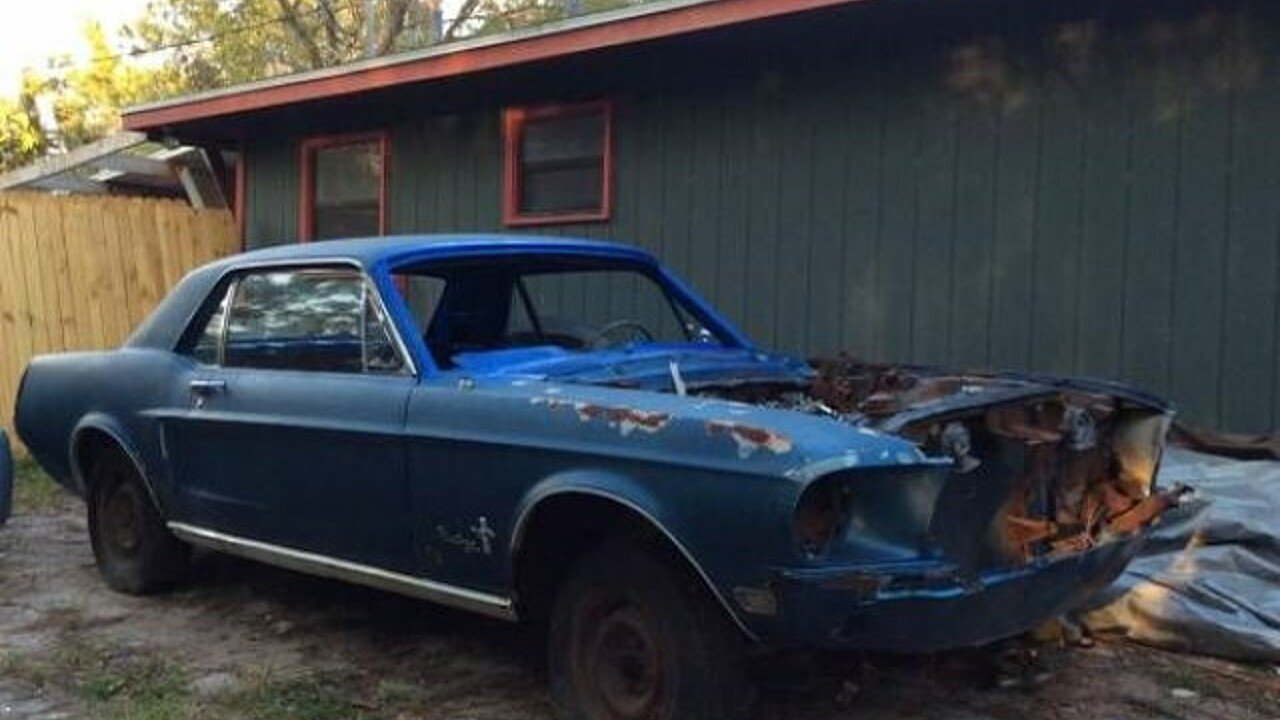 1968 Ford Mustang for sale 100854961