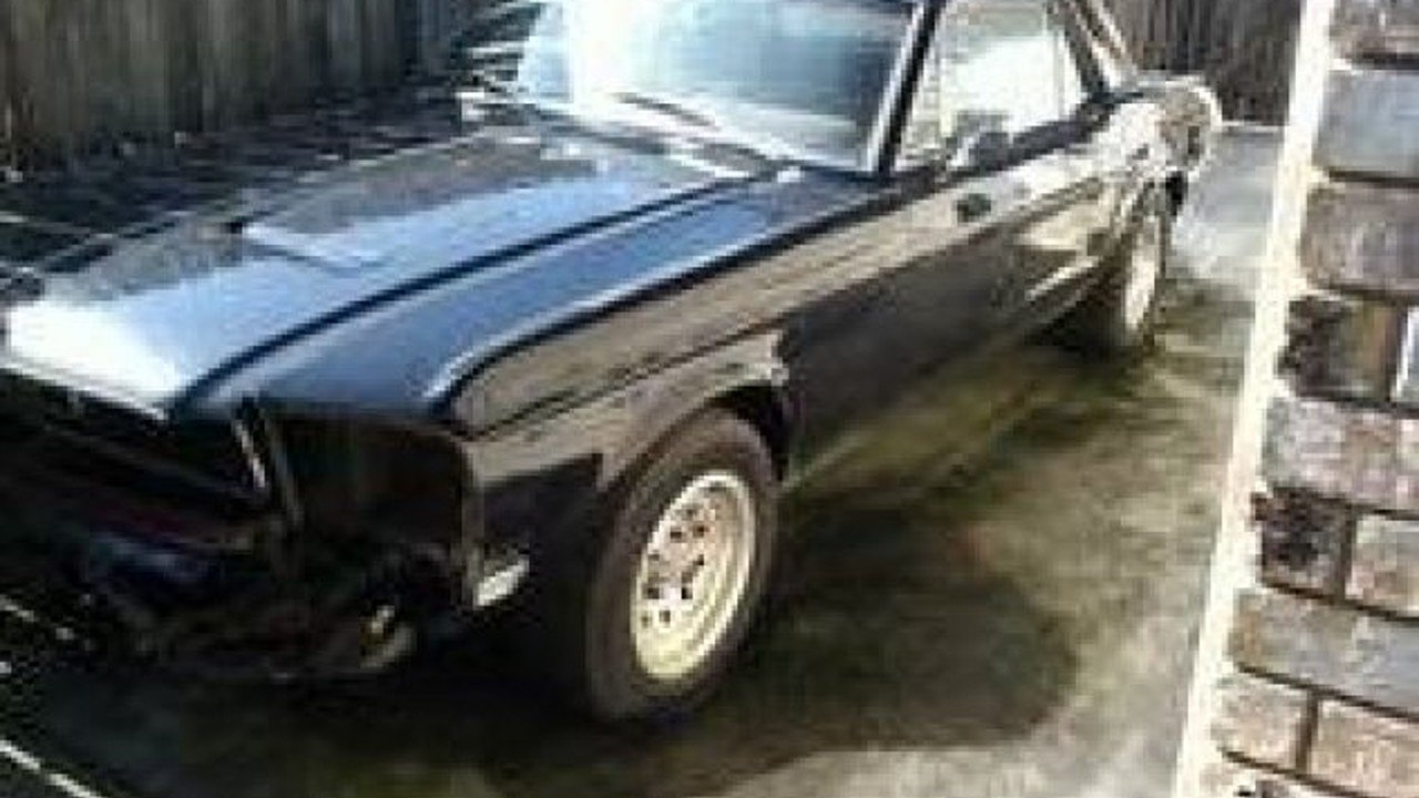 1968 Ford Mustang for sale 100872208