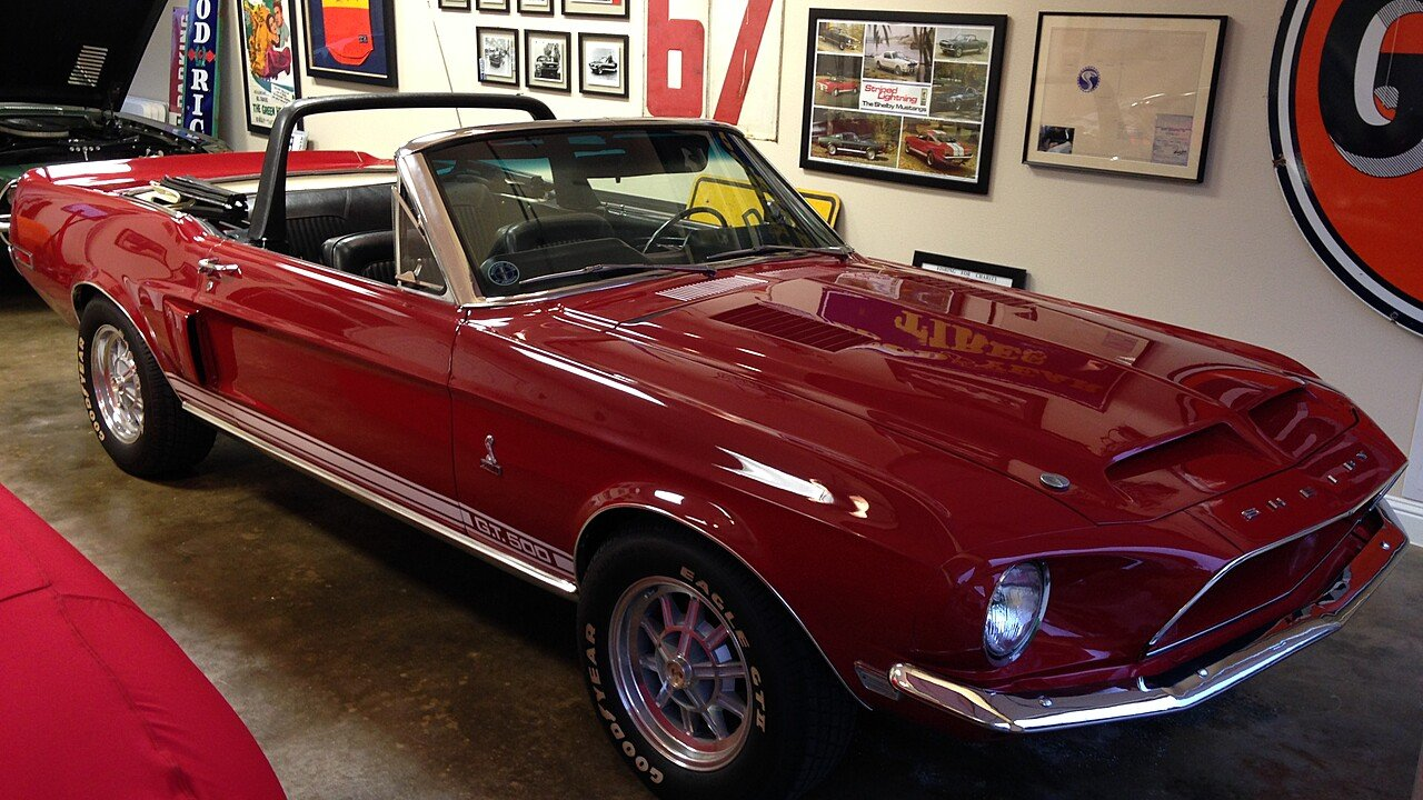 1968 Ford Mustang for sale 100890929
