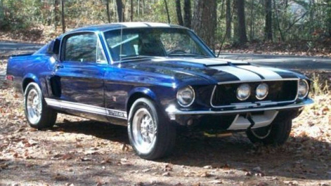 1968 Ford Mustang for sale 100943859