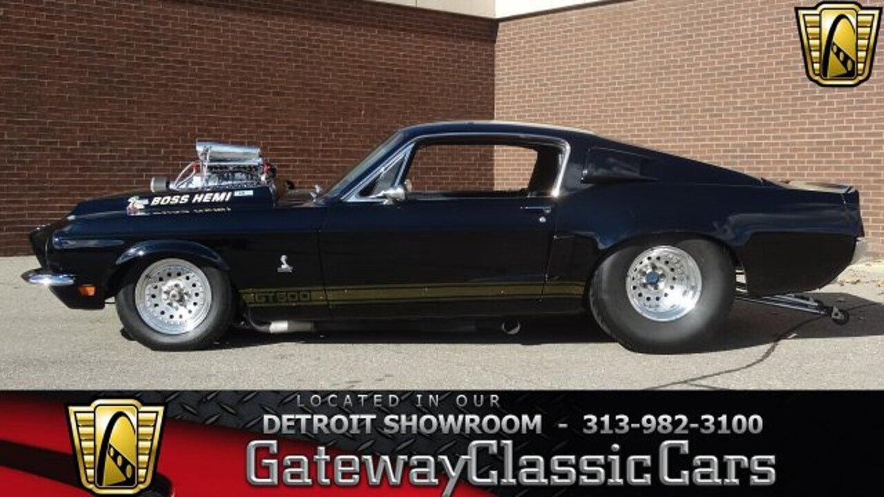 1968 Ford Mustang for sale near O Fallon, Illinois 62269 ...
