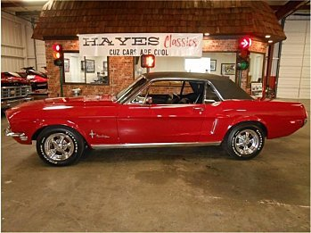 1968 Ford Mustang for sale 100953227