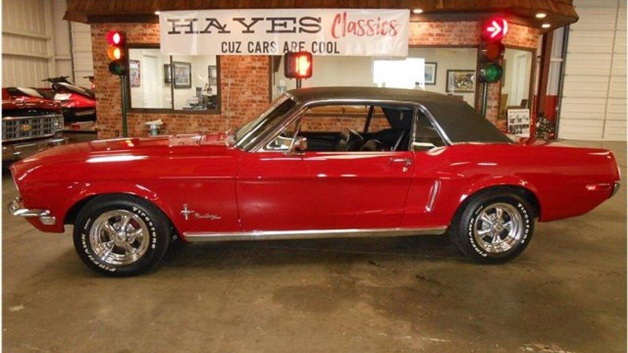 1968 Ford Mustang for sale near Roseville, California 95678 ...