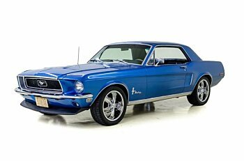 1968 Ford Mustang for sale 100955661