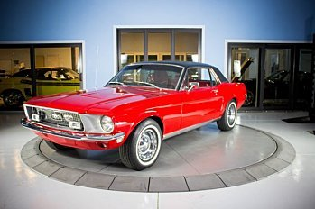 1968 Ford Mustang for sale 100971408