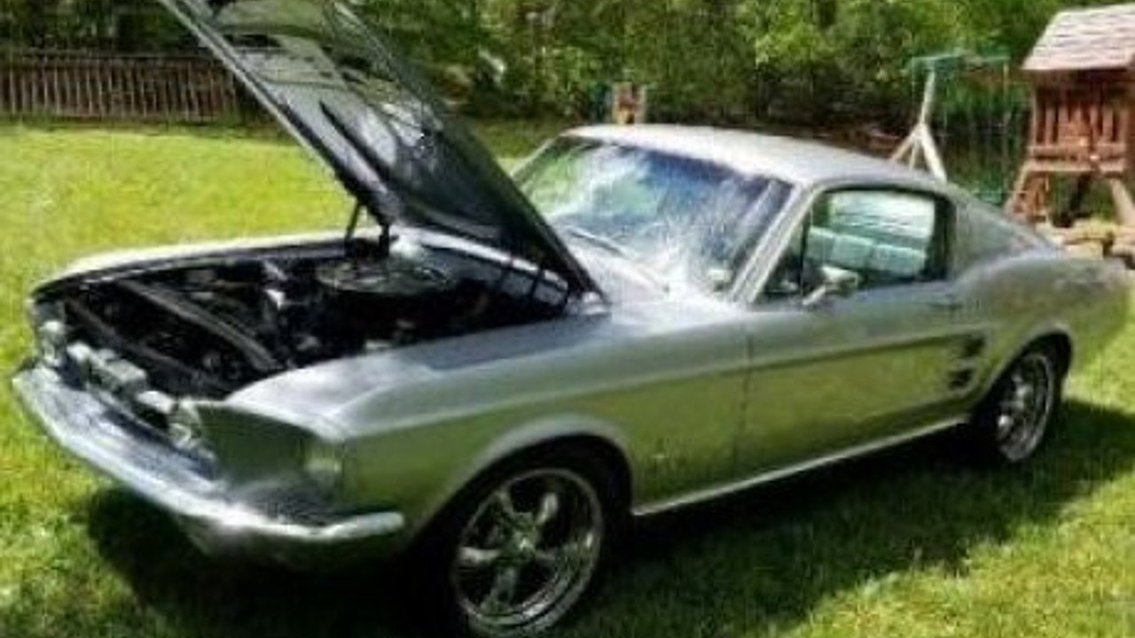 1968 Ford Mustang for sale 100985597