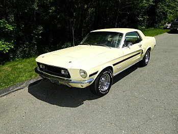 1968 Ford Mustang for sale 100992876