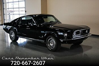 1968 Ford Mustang for sale 100995120