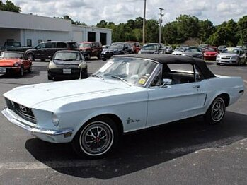 1968 Ford Mustang for sale 100999078
