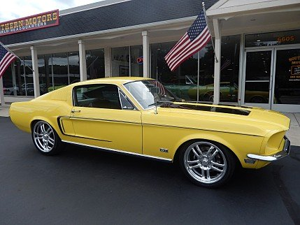 1968 Ford Mustang for sale 100905477