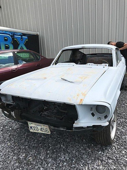 1968 Ford Mustang Fastback for sale 100927273