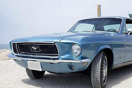 1968 Ford Mustang Coupe for sale 100955926